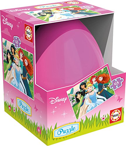 Disney Princesas Puzzle Huevo