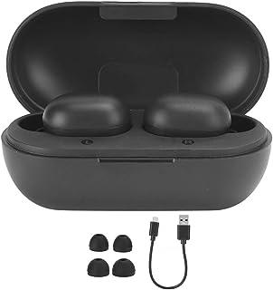 $30 » Ymiko Bluetooth 5.0 Earphone Mini in‑Ear Wireless Earbus Handsfree Headset Sport Headphones Comfortable Soft Silicone Fish...