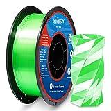 Shiny Silk Green PLA Filament 1KG 1.75mm 3D Printer Filament 1KG (2.2LBS) Printing Materials PLA 3D Printer Material