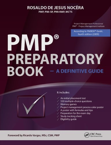 The PMP?? Certification Exam Study Guide by Rosaldo de Jesus Noc?ara (2012-08-29)