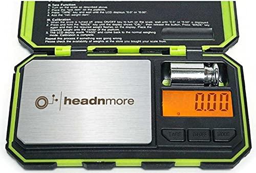 Dipse Headnmore Jungle Feinwaage 200g / 0,01g Taschenwaage Digitalwaage Waage digital