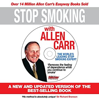 Stop Smoking with Allen Carr cover art