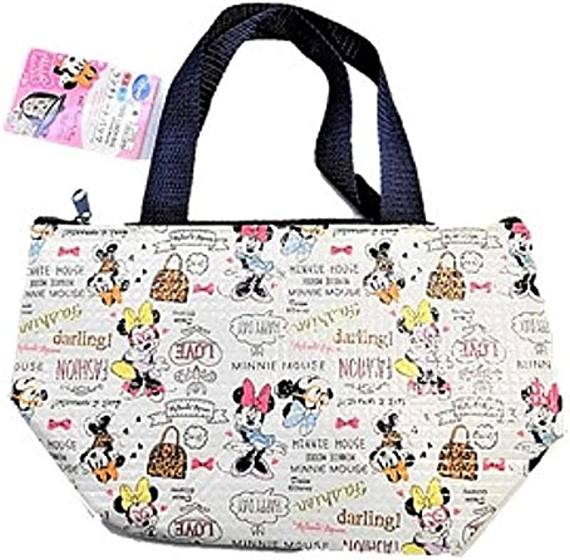 Lunch Tote Bag Minnie Mouse