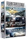 Blockbusters - Coffret : Space Battleship + Far Away + The Last Day [Francia] [DVD]