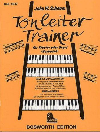 Tonleiter-Trainer für Klavier oder Orgel
