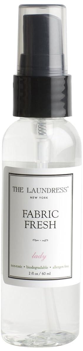 傾向がある迷信ラフレシアアルノルディTHE LAUNDRESS(ザ?ランドレス)  ファブリックフレッシュ ladyの香り60ml 【日本限定品】