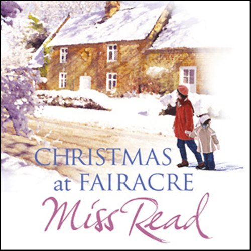 Christmas at Fairacre audiobook cover art
