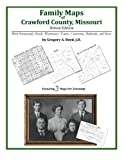 Family Maps of Crawford County, Missouri