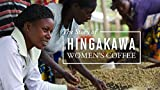 Rwanda Hingakawa Women's Co-op Fair Trade 100% Arabica Coffee Beans (Medium Roast (Full City +), 5 pounds Whole Beans)