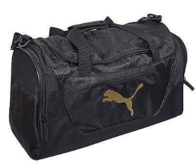 PUMA Evercat Contender 3.0 Duffel Black/Gold One Size