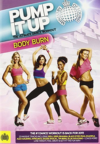 Pump It Up - Body Burn [UK Import]