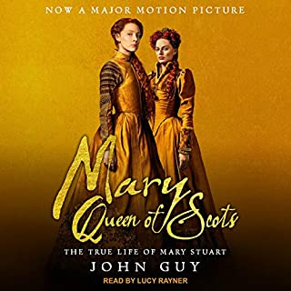 Mary Queen of Scots audiobook cover art