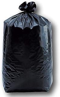 Lot de 200/sacs poubelle classiques de 80/l par Enov CMR160-RD - Rouge 160/jauge 40/microns
