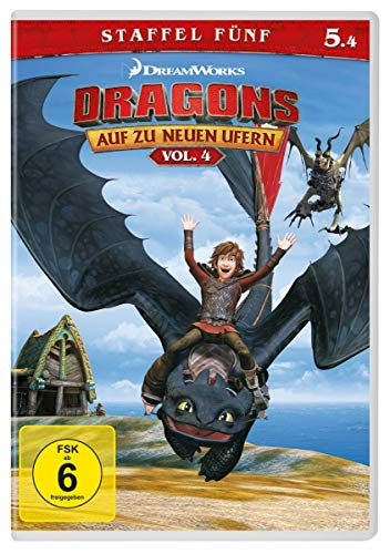 Dragons - Auf zu neuen Ufern, Staffel 5, Vol. 4