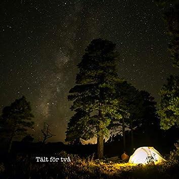 Tält för två