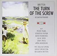 BRITTEN/ THE TURN OF THE SCREW