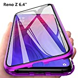 DoubTech Case for Oppo Reno Z Magnetic Adsorption Tech