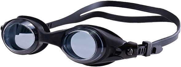 TA Sports Swimming Goggles, Black