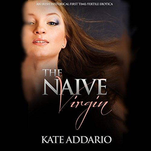 The Naive Virgin audiobook cover art