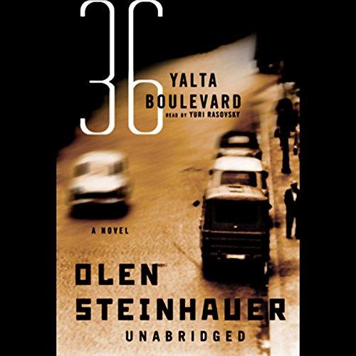 36 Yalta Boulevard cover art