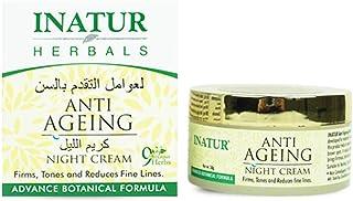 INATUR Herbals Anti-Ageing Night Cream