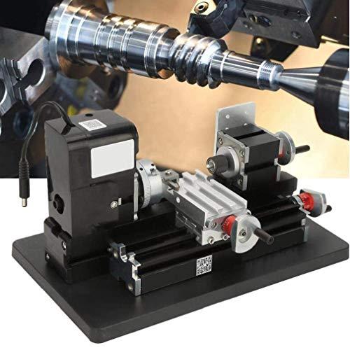 Z20002M 24W Metall Mini-Drehmaschine // 24W, 20000rpm didaktische Metalldrehmaschine Multifunktionsindustrieausrüstung