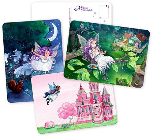 Maluna Mondschein Postkartenbuch