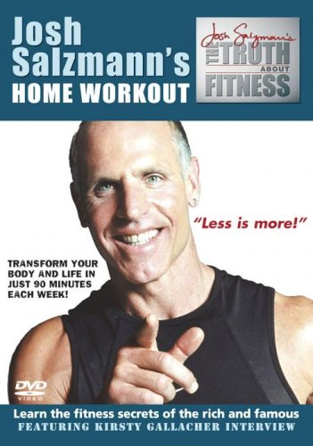 Josh Salzmanns Home Workout