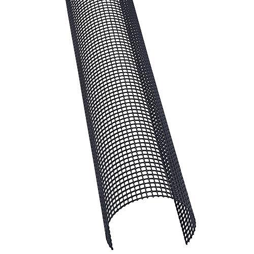 MARLEY Poly-Net Laubstop Laubschutz für Dachrinne Regenrinne Laubgitter