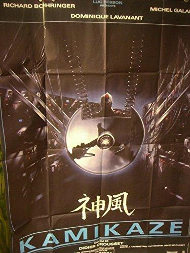 Karateanzug Kamikaze - 1989-Luc-Besson 116 x 158 cm, Cinema