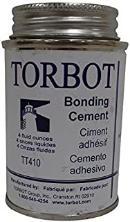 Skin Bonding Cement with Brush 4 Oz. Can Part No. Tt410 (1/ea)
