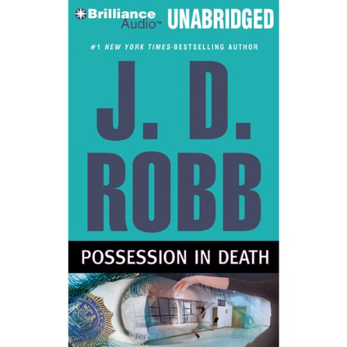 Possession in Death audiobook cover art