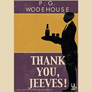 Thank You, Jeeves (Dramatized) cover art