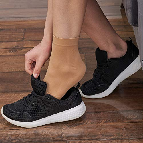 Gel Ankle Heel Support - Soothe and Protect Sensitive Achilles and Heels