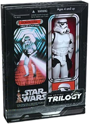 Imperial Stormtrooper Death Star   A New Hope 12  Inch, 30 cm Actionfigur - Star Wars Original Trilogy Collection 2005 von Hasbro
