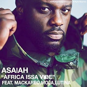 Africa Issa Vibe (feat. Mackareo, Lutina & Moja)