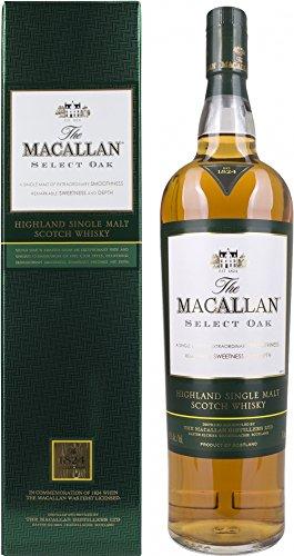 adquirir whisky macallan select oak online