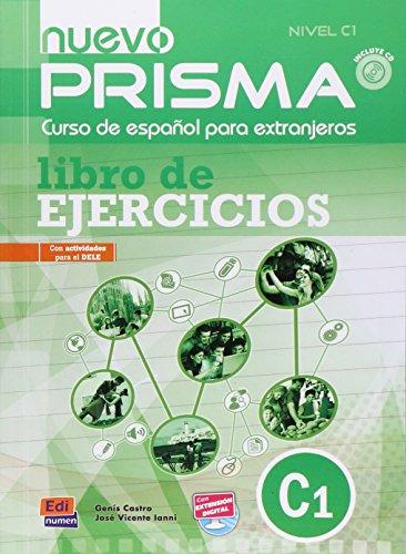 Nuevo prisma. C1. Ejercicios. Per le Scuole superiori. . Con espansione online [Lingua spagnola]: 5: Libro de ejercicios
