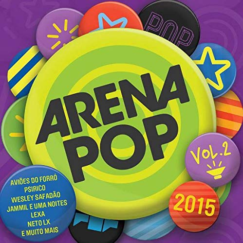 Arena Pop 2015 - Volume 2 [CD]