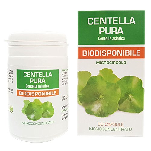 Naturpharma 450Mg Centella Pura Biodisponibile, 50 Capsule