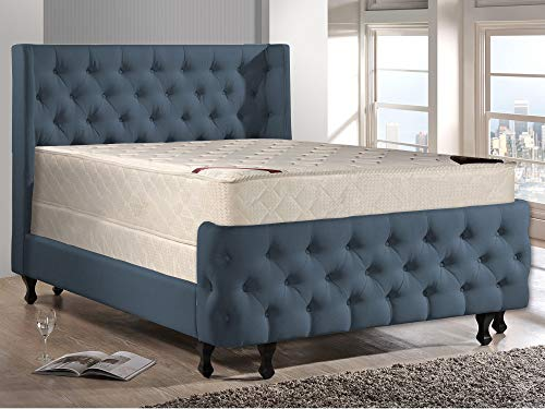 Nutan 14-Inch Firm Double sided Tight top Innerspring Fully Assembled Mattress, Good For The Back King Size