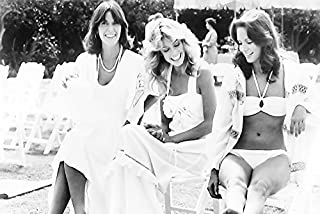 Charlie's Angels Kate Jackson Jaclyn Smith 24x18 Poster