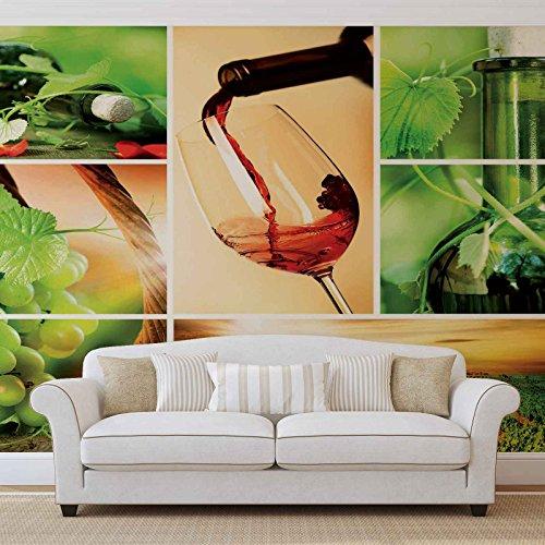 Eten drinken fotobehang wandafbeelding afbeelding behang (104FW)