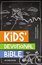 NIrV Kids Devotional Bible: Over 300 Devotions