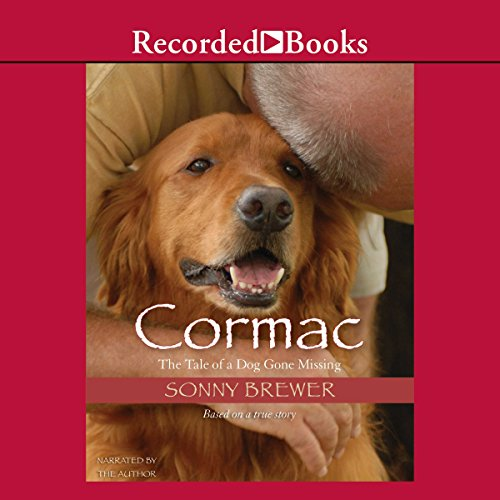 Cormac audiobook cover art