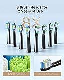Zoom IMG-2 spazzolino elettrico fairywill e11 sonico