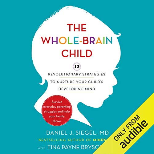 The Whole Brain Child audiobook cover art