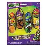 Teenage Mutant Ninja Turtles Mini Skateboards - Birthday & Theme Party Supplies - 4 per pack