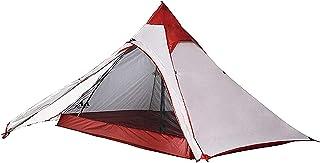 Chuen Lung Bärbart strandmarkistält för camping campingtält, trädgårdstält, tipi-tält för vuxna 2–3 personer familj campin...