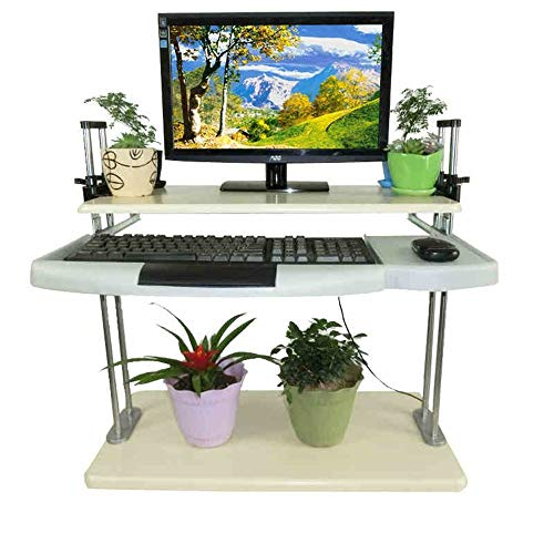 Home Beistelltische Abnehmbare Computertisch Tischplatte Home Schlafzimmer Lift Nachttisch Fauler Tisch Einfacher Moderner Schreibtisch Schreibtisch, BOSS LV